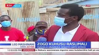 Wakaazi wa mtaa wa Kibra watoa maoni yao kuhusu ugavi wa raslimali katika kaunti