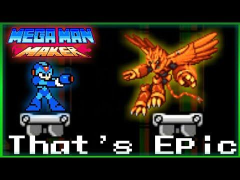 MegaMan Maker -