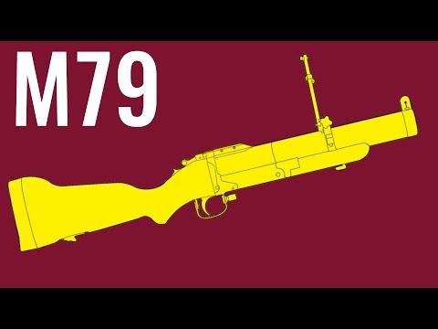 M79 Grenade Launcher - Comparison in 15 Different Games