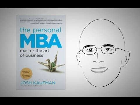 THE PERSONAL MBA by Josh Kaufman | ANIMATED CORE MESSAGE