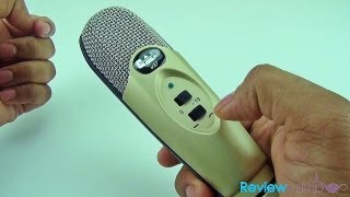 cad u37 review and sound test cad u37 usb studio condenser recording microphone review
