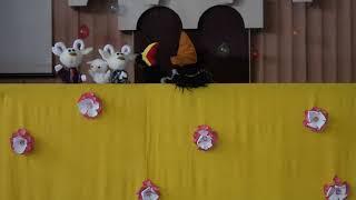 8 марта кукольный театр(интересная история)