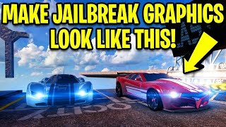 How To Get The ROBLOX GRAPHICS UPDATE *RIGHT NOW!* | Roblox Jailbreak Graphics Update