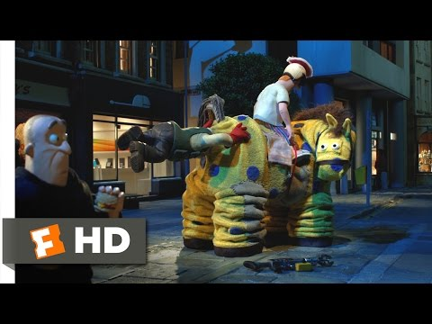 Shaun the Sheep Movie 2015  The Sheep Horse  810  Movies