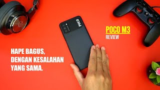 Nyaris Jadi Entry Level Sempurna - Poco M3 Review Indonesia
