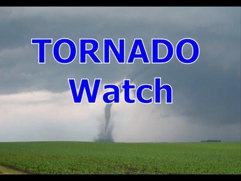 Storm Watch Tornado Alerts