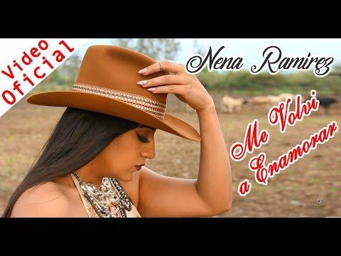 Nena Ramirez - Me Volvi a Enamorar (Video Oficial)