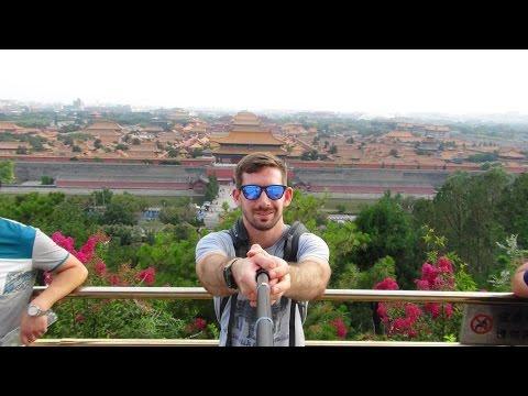 Not so Forbidden City in Beijing. Backpack Vlog ep. 8.