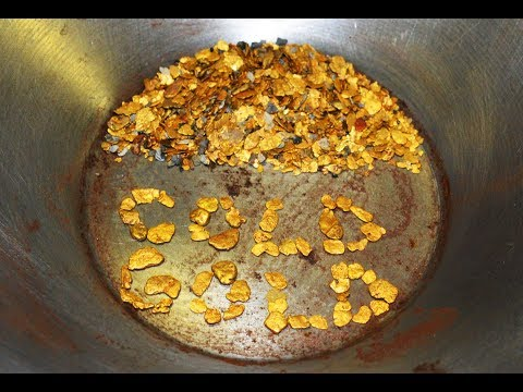 Cold Gold - Winter California Gold Prospecting Documentary