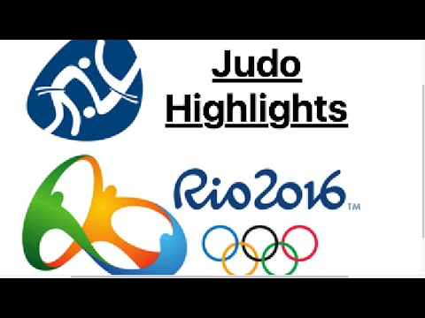 Judo - Olympics 2016 in Rio (Highlights)