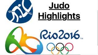 Judo - Olympics 2016 in Rio (Highlights)