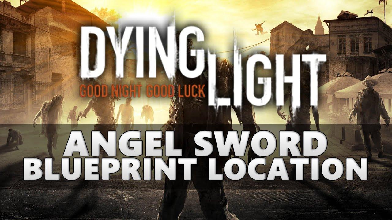 Watch angel blade