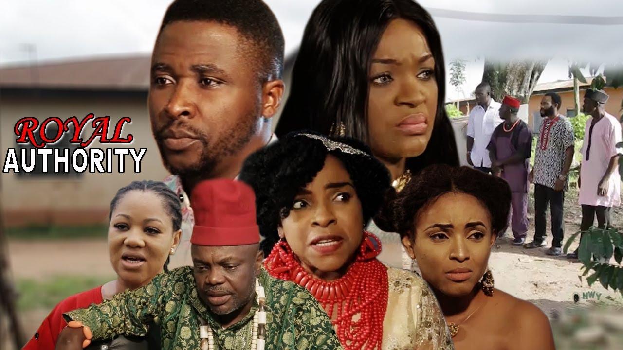 Download Royal Authority 7&8 -  Chacha Eke & Liz Benson Latest 2017 Nigerian Movie /African Movie Full HD