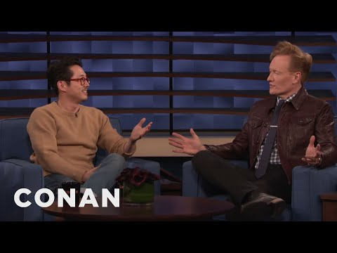 Steven Yeun Teaches Conan About Traditional Korean Punishments For Children
