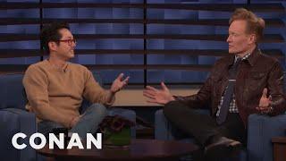 Steven Yeun Teaches Conan About Traditional Korean Punishments For Children