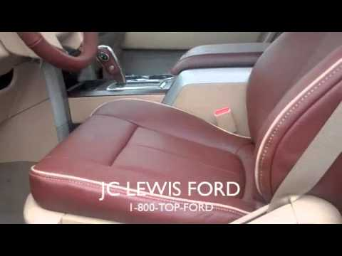 Jc Lewis Ford >> 2012 Ford F-150 King Ranch from JC Lewis Ford in Savannah, GA - YouTube