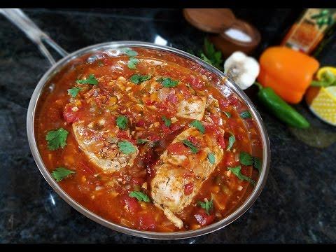 Salsa Chicken - What's For Din'? - Courtney Budzyn - Recipe 30