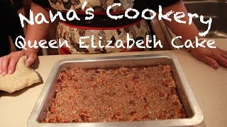Easy How To - Queen Elizabeth Cake - Nana's Cookery Tips & Tricks