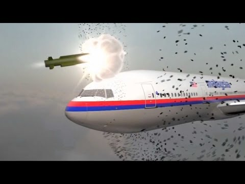 Investigation finds MH17 was hit by a Russian-made missile