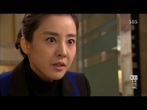 박은혜, 왕빛나에게 버럭 @두 여자의 방 110회