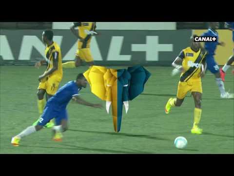 Ligue 1 24e journée Stade d'Abidjan - ASEC Mimosas seconde mi-temps