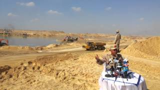 اللواء كامل الوزير يعلن أن العمل بالحفر والتكريك بقناة السويس الجديدة يسبق المستهدف