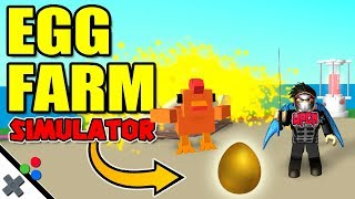 Egg Farm Simulator - Its All about Eggs - Roblox