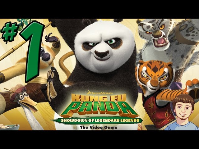 Kung Fu Panda Showdown Of Legendary Legends Walkthrough Part 1 Character List Po Gameplay Youtube