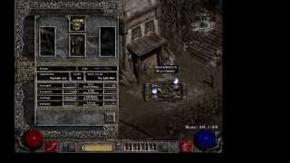 Diablo 2 - Showing the best merc damage!