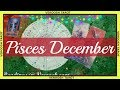 Pisces ♓ The Month that Changes it ALL ♓  December 2018 Tarot and Horoscope Reading