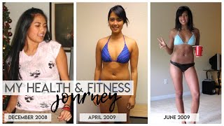 My Health & Fitness Journey 💪🏼😊