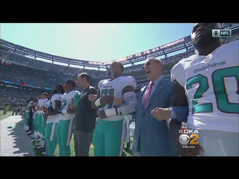Local Reaction Mixed To Dolphins' Anthem Policy