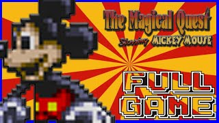 Disney's Magical Quest (GBA) - Longplay - No Commentary - Full Game