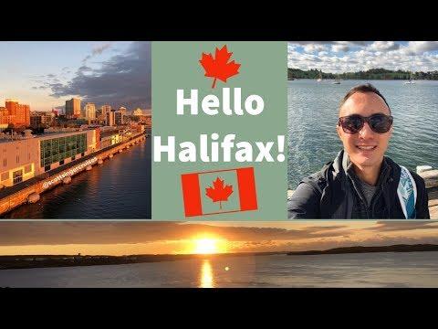 NORWEGIAN GEM Docking At HALIFAX Cruise Port l CRUISE VLOG l Ep. 20
