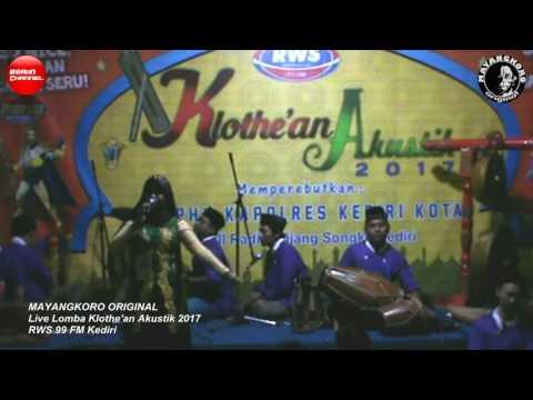 Mayangkoro Original Lomba Klotekan RWS 2017 Full