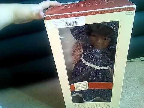 Heidi Ott Doll Box Opening!