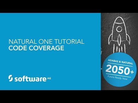 Natural ONE Tutorial - Code Coverage