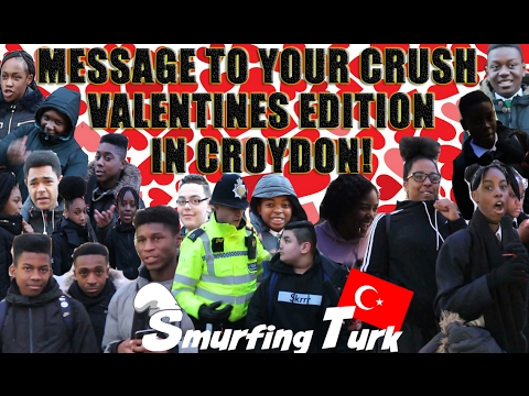 Message To Your Crush -Valentine's Day Edition In Croydon