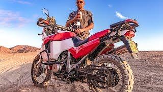 HONDA ADVENTURE MOTORCYCLE REBORN (4000m ride)