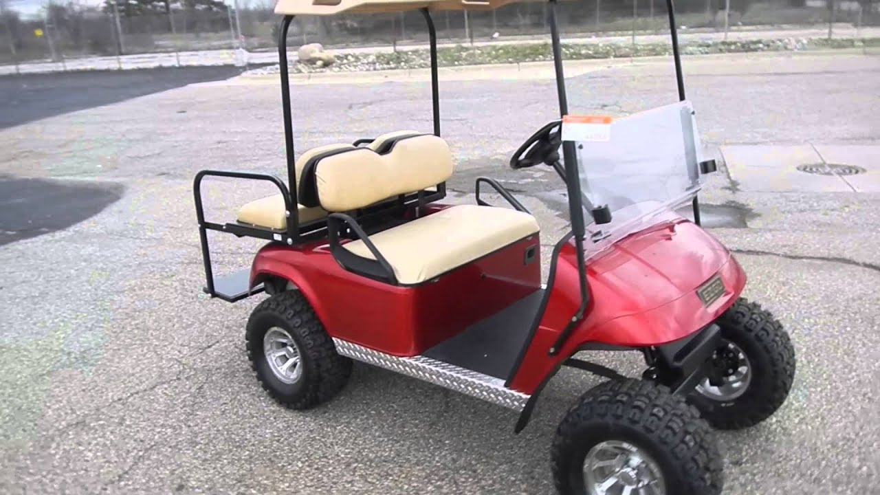 Reconditioned 2005 Electric Ezgo Golf Cart