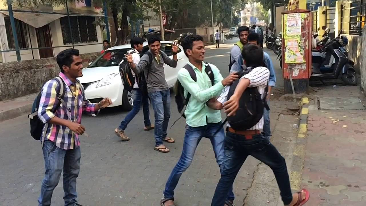 "Essay on ""A street quarrel"" Complete Essay for Class 10, Class 12 and Graduation and other classes."