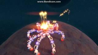 Rawbots Spidroid Death Blossom