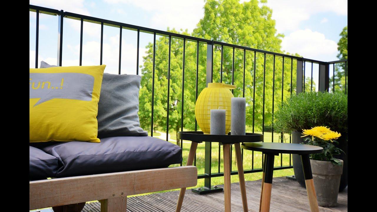 tuininspiratie - styling balkon afl. 2 - youtube