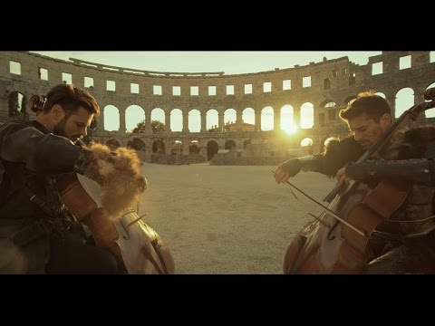 2CELLOS  Now We Are Free  Gladiator