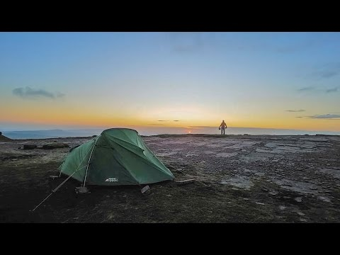 Travel Photography | Wild Camping in Brecon Beacons