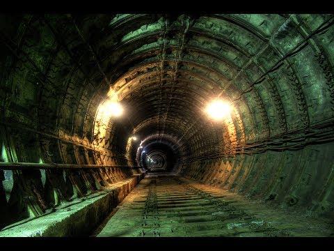 მიწისქვეშა თბილისი , გვირაბები ატომური თავდასხმისგან დასაცავად