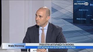 Ο Κ. Μπογδάνος αντιμετωπίζει τα 3 «πρόσωπα» του ΣΥΡΙΖΑ