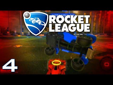 Rocket League ~ Ep 4 ~ Defense!
