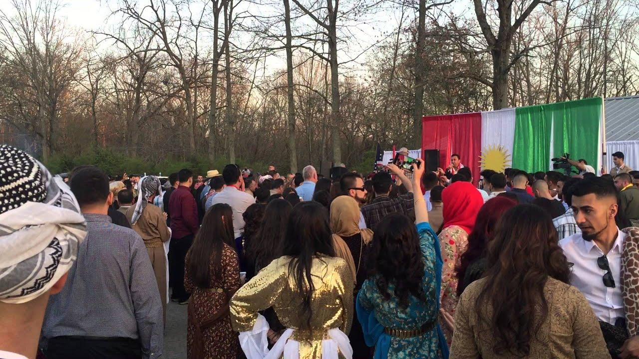 Nashville Newroz 2016 Dilshad Zaxoyi