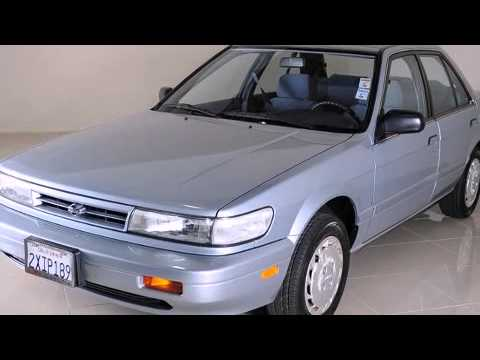 1991 Nissan Stanza in Palo Alto, CA 94303 - YouTube